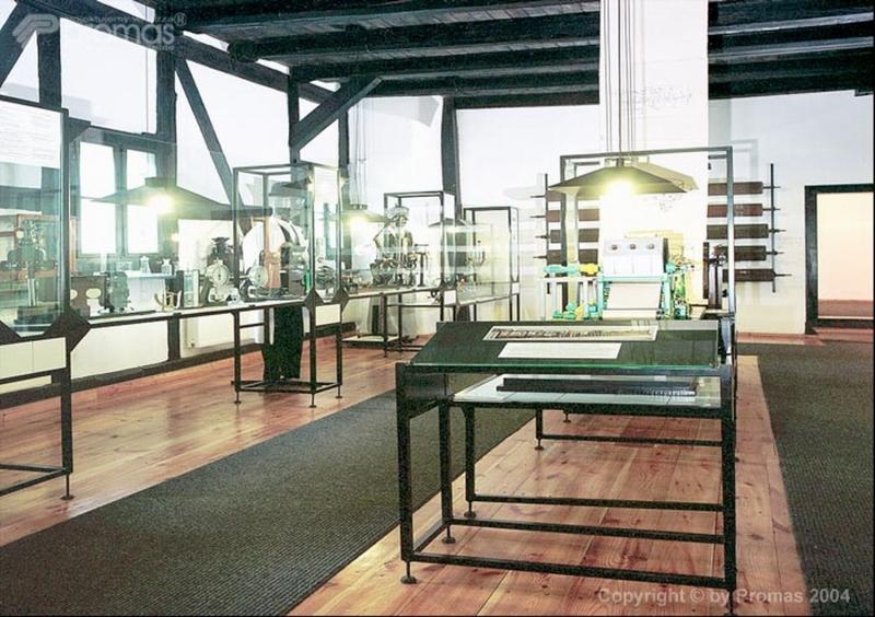Aranżacja wnętrza muzeum