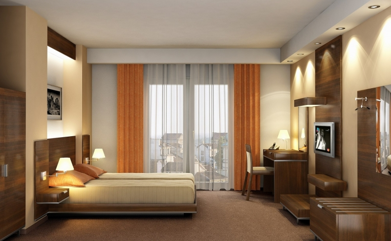Pokój hotelowy Prownes