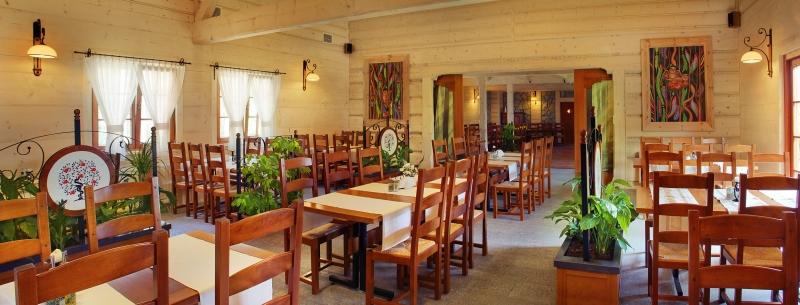 Restauracja wykonana wPrownes