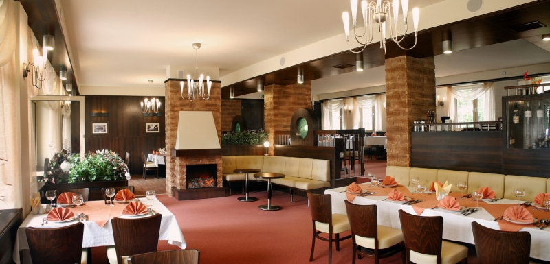 Restauracja Ciechocinek