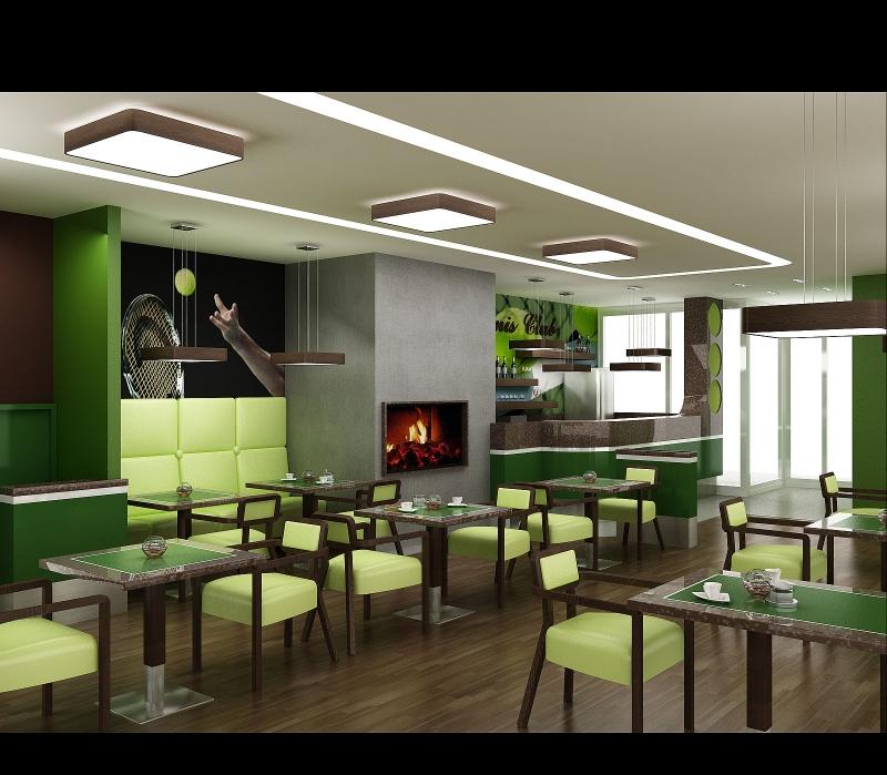 Restauracja wykonana przezPrownes