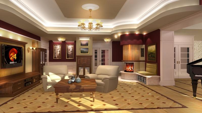 Rezydencja salon