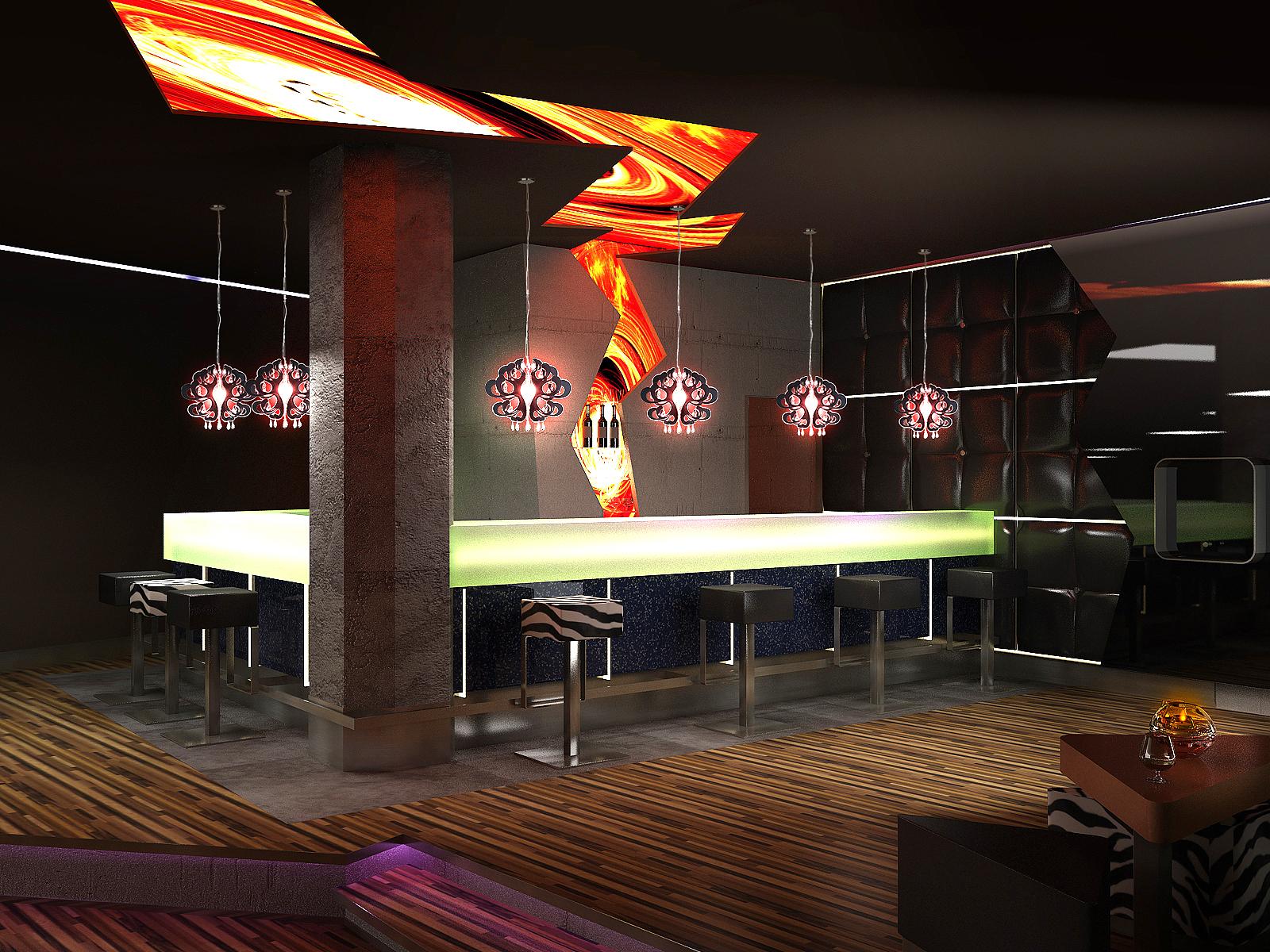 Tajemniczy bar