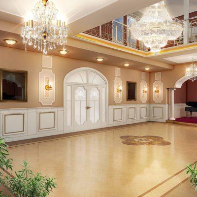 Sala taneczna Hrubieszów