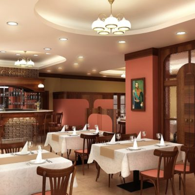 Restauracja Hotel Carski Zamosc