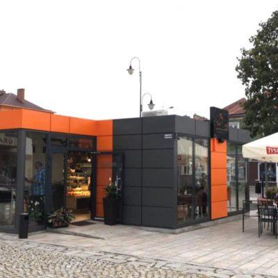 kawiarnia w Lubaczowie
