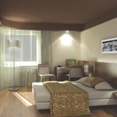Pokój hotelowy Litwa Kowno