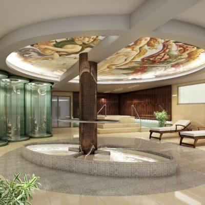 Spa hotelowe Ciechocinek