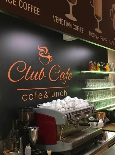 Kawiarnia Club Cafe wLubaczowie