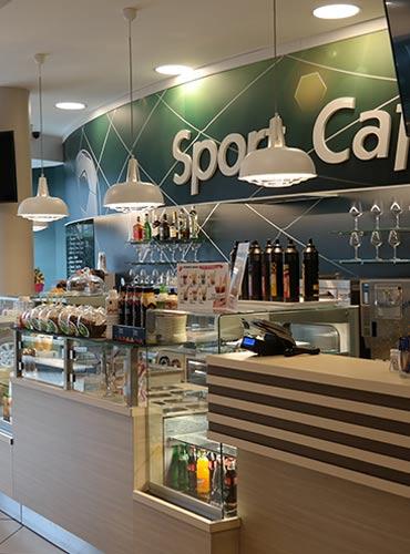 Kawiarnia Sport Cafe wPawlowicach